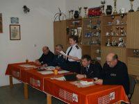 Opět jsme bilancovali –  20. ledna 2007 – SDH čelákovice – foto č. 1/16