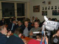 Opět jsme bilancovali –  20. ledna 2007 – SDH čelákovice – foto č. 3/16