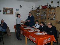 Opět jsme bilancovali –  20. ledna 2007 – SDH čelákovice – foto č. 5/16