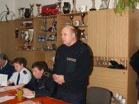 Opět jsme bilancovali –  20. ledna 2007 – SDH čelákovice – foto č. 11/16
