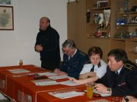 Opět jsme bilancovali –  20. ledna 2007 – SDH čelákovice – foto č. 12/16