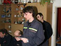 Opět jsme bilancovali –  20. ledna 2007 – SDH čelákovice – foto č. 13/16