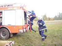 Praktický výcvik velitelů a strojníků JSDHO – 13.10.2007 – Stará Boleslav – foto č. 2/26