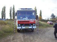 Praktický výcvik velitelů a strojníků JSDHO – 13.10.2007 – Stará Boleslav – foto č. 7/26