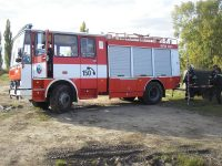 Praktický výcvik velitelů a strojníků JSDHO – 13.10.2007 – Stará Boleslav – foto č. 8/26
