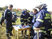 Praktický výcvik velitelů a strojníků JSDHO – 13.10.2007 – Stará Boleslav – foto č. 9/26