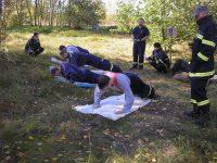 Praktický výcvik velitelů a strojníků JSDHO – 13.10.2007 – Stará Boleslav – foto č. 11/26