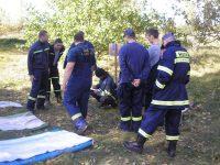 Praktický výcvik velitelů a strojníků JSDHO – 13.10.2007 – Stará Boleslav – foto č. 12/26