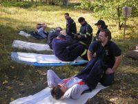 Praktický výcvik velitelů a strojníků JSDHO – 13.10.2007 – Stará Boleslav – foto č. 13/26
