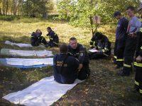Praktický výcvik velitelů a strojníků JSDHO – 13.10.2007 – Stará Boleslav – foto č. 15/26