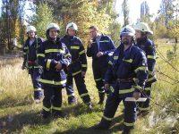 Praktický výcvik velitelů a strojníků JSDHO – 13.10.2007 – Stará Boleslav – foto č. 18/26