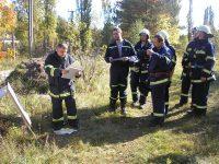 Praktický výcvik velitelů a strojníků JSDHO – 13.10.2007 – Stará Boleslav – foto č. 19/26