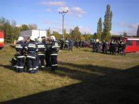 Praktický výcvik velitelů a strojníků JSDHO – 13.10.2007 – Stará Boleslav – foto č. 20/26