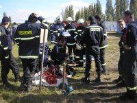 Praktický výcvik velitelů a strojníků JSDHO – 13.10.2007 – Stará Boleslav – foto č. 21/26