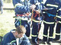 Praktický výcvik velitelů a strojníků JSDHO – 13.10.2007 – Stará Boleslav – foto č. 22/26