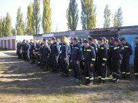 Praktický výcvik velitelů a strojníků JSDHO – 13.10.2007 – Stará Boleslav – foto č. 24/26