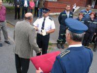 Slavnostní předání techniky – 31.7.2007 – Čelákovice – foto č. 2/19