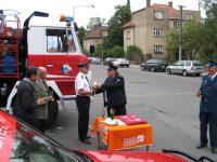 Slavnostní předání techniky – 31.7.2007 – Čelákovice – foto č. 4/19