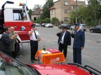 Slavnostní předání techniky – 31.7.2007 – Čelákovice – foto č. 6/19