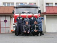 Slavnostní předání techniky – 31.7.2007 – Čelákovice – foto č. 9/19