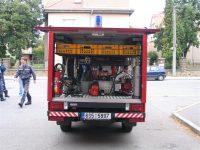 Slavnostní předání techniky – 31.7.2007 – Čelákovice – foto č. 10/19