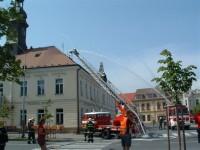 Oslavy 130 let založení SDH Městec Králové – 31.5.2008 – Městec Králové – foto č. 12/13