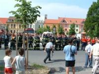 Oslavy 130 let založení SDH Městec Králové – 31.5.2008 – Městec Králové – foto č. 13/13