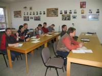 Školení: Vůdce malého plavidla – 24-25.ledna 2009 – SDH Čelákovice – foto č. 2/5