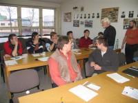Školení: Vůdce malého plavidla – 24-25.ledna 2009 – SDH Čelákovice – foto č. 3/5