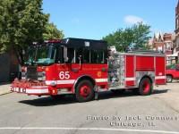 18. CFD Engine 65, v současné době (2010/2011) sloužící na stanici Engine 65 & Truck 52