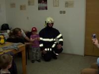 Návštěva dětí z Mateřského centra u SDH Čelákovice – květen 2011 – foto č. 3/10