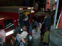 Návštěva dětí z Mateřského centra u SDH Čelákovice – květen 2011 – foto č. 7/10