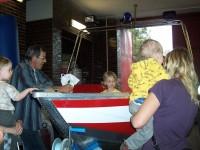 Návštěva dětí z Mateřského centra u SDH Čelákovice – květen 2011 – foto č. 8/10