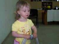 Návštěva dětí z Mateřského centra u SDH Čelákovice – květen 2011 – foto č. 10/10