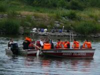 Výcvik na vodě – 10-12.6.2011, Veltrusy – Vzájemné přiblížení člunů (např. pro přestup)