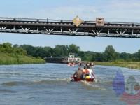 Výcvik v dravé vodě – 2012, Veltrusy – Výlet na lodích – cestou do Mělníka