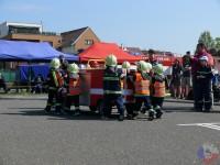 Celorepublikové setkání hasičských přípravek – 3.5.2015 – SDH Čelákovice – foto č. 17/82