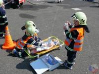 Celorepublikové setkání hasičských přípravek – 3.5.2015 – SDH Čelákovice – foto č. 26/82