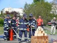 Celorepublikové setkání hasičských přípravek – 3.5.2015 – SDH Čelákovice – foto č. 30/82