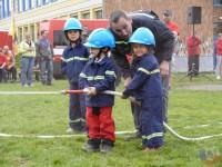 Celorepublikové setkání hasičských přípravek – 3.5.2015 – SDH Čelákovice – foto č. 56/82